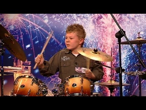 Kieran Gaffney - Britain's Got Talent - Show 7