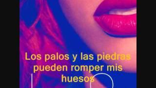 Rihanna - S&M (Sado y & Masoquismo) Subtitulada en Español