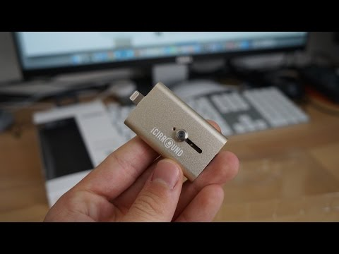 IShowFast, La Clé USB/Lightning Pour IPhone Et IPad