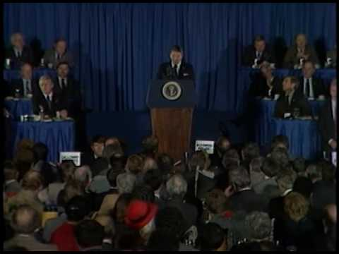 President Reagan's Rremarks to the Regional Commerce Growth Association on February 1, 1983