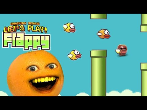 Annoying Orange Plays