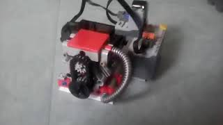 V2 moteur lego