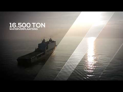 Zr. Ms. Johan de Witt - L801 - showreel