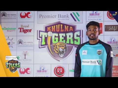 Player Bytes - Najmul Hossain Shanto - Khulna Tigers