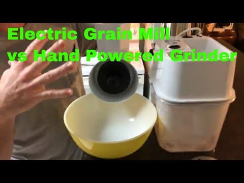 9 Best Grain Mills (Electric & Hand Crank) For Wise Preparedness