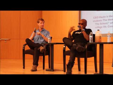 CEO Talks - Jermaine Dupri and Cory Levy