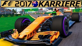 Einführung in die Karriere – F1 2017 KARRIERE Gameplay German #1 | Lets Play Formel 1 2017 Deutsch