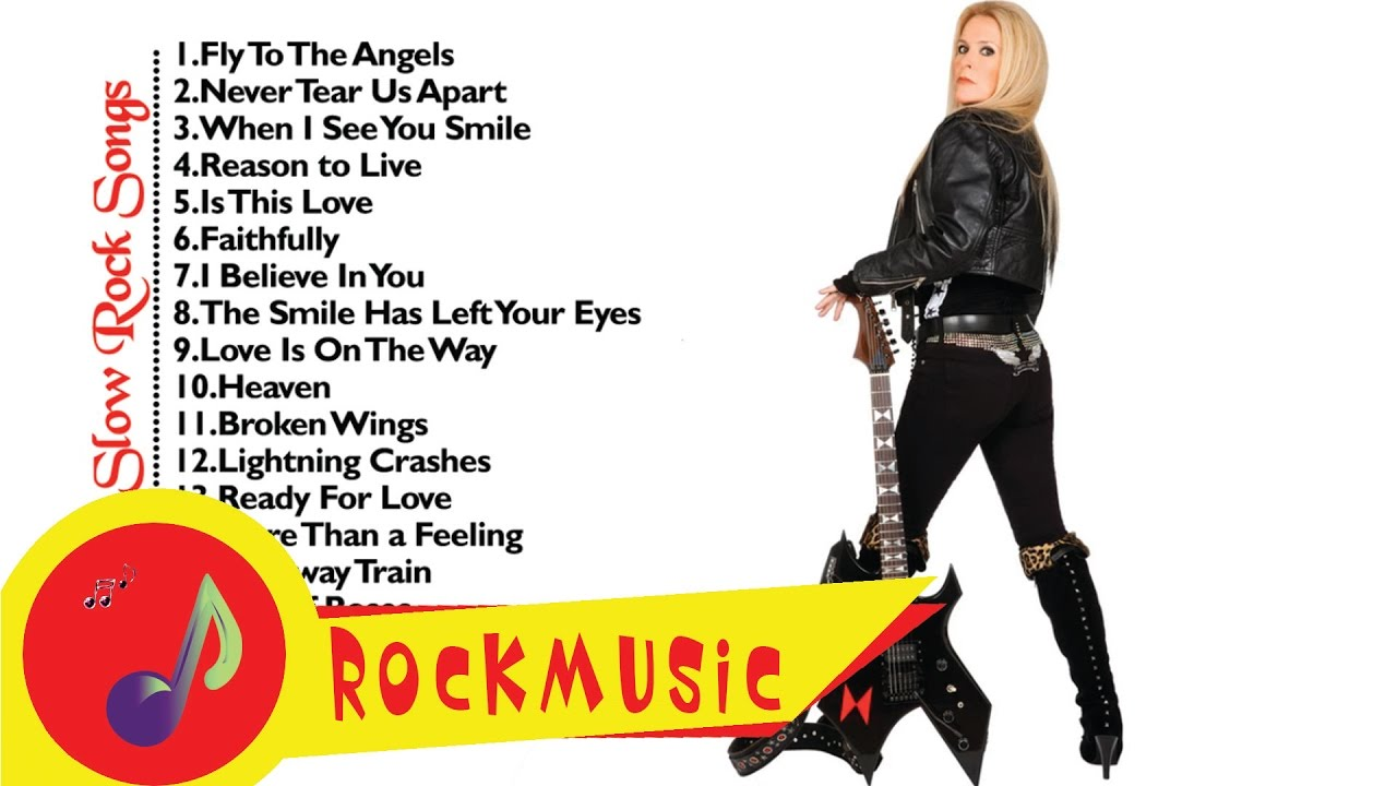 slow classic rock songs