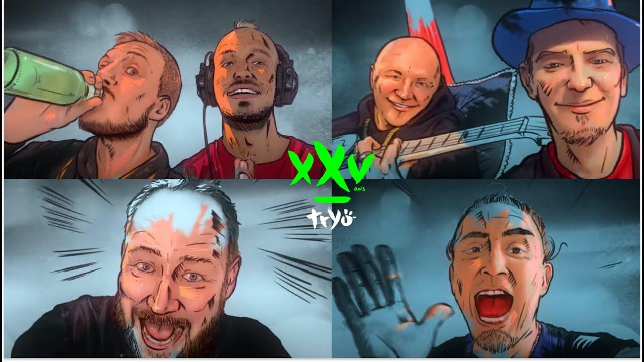 Tryo ft McFly & Carlito - Désolé pour hier soir XXV - remix 2020 - (Clip Officiel)
