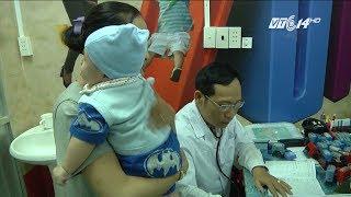 VTC14 | TPHCM khuyến cáo trẻ dưới 1 tuổi tiêm vắc xin ngừa bạch hầu