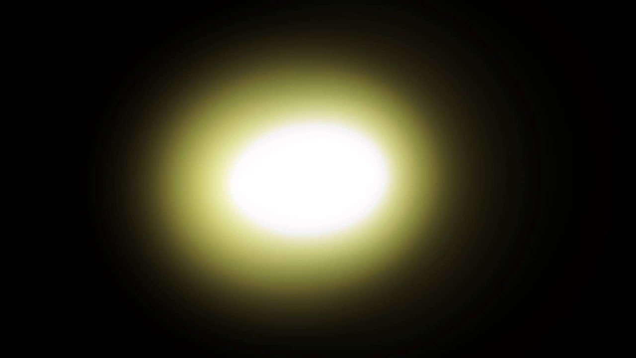 alive yellow light black background animation free footage