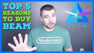Top 5 Reasons to Buy This Coin in 2020 | Beam Review | Atomic Swaps | Lightning | Mimblewimble