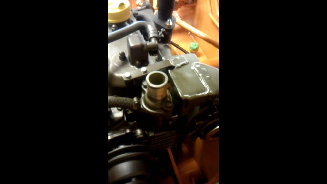 Case 1835 Uniloader rebuild repower kabota v2203-di