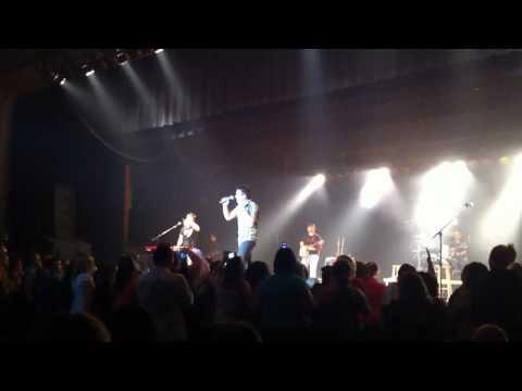 "Danny Gokey Live ""I Still Believe"""