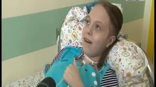 Милана Абдуллина, 14 лет, состояние после гастрэктомии (удаления желудка), перитонит, сепсис