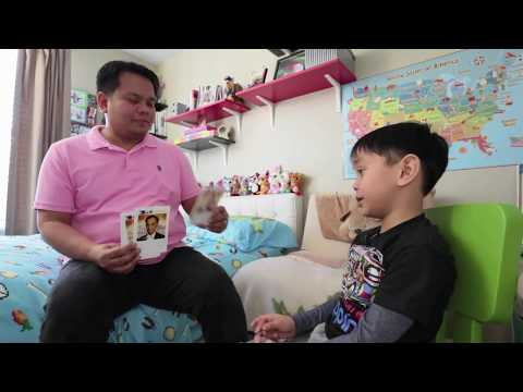 Meet the 5-year-old Filipino genius with photographic memory