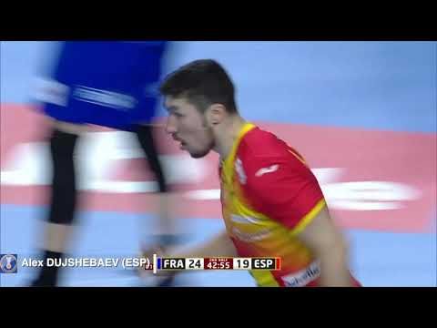 Top Five Goals on January 19 | IHFtv - Germany Denmark 2019