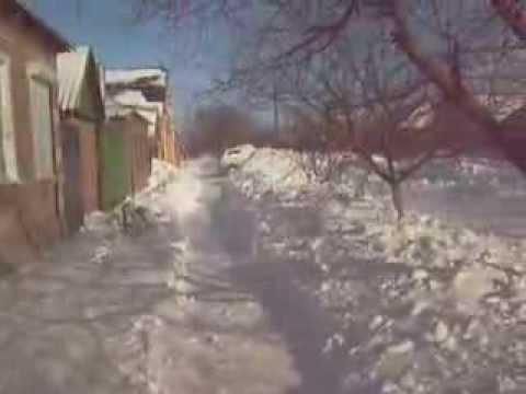 Ну и погода в Таганроге......