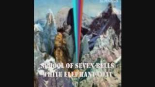 School of Seven Bells - Wired for Light / White Elephant Coat
