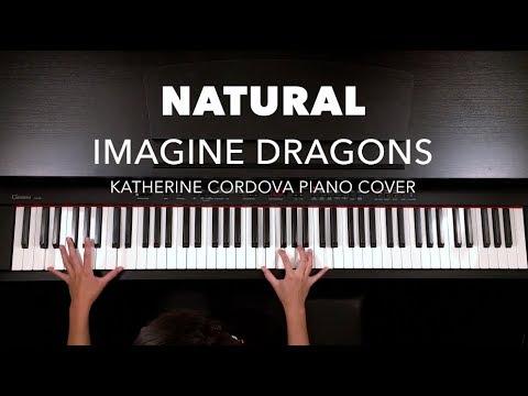 Imagine Dragons - Natural (HQ Piano Cover)
