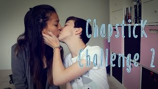One of ChandlerNWilson's most viewed videos: CHAPSTICK CHALLENGE 2