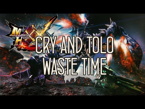 Cry and Tolo Waste Time: Monster Boy Quest