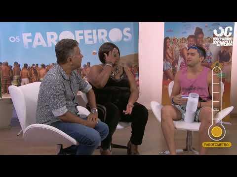 Os Farofeiros - Entrevista com Cacau Protásio e Maurício Manfrini