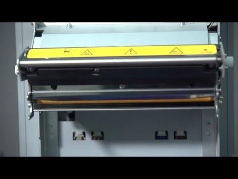 Cleaning Thermal Head Kodak 6850 Printer