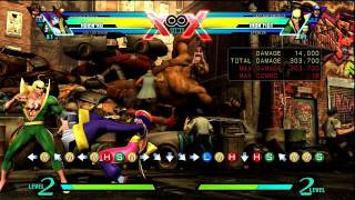 Video Hsien-Ko UMvC3 combos. download MP3, 3GP, MP4, WEBM, AVI, FLV Juli 2018