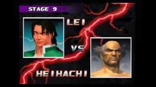 Tekken 3 Lei Wulong Playthrough (PS1) thumbnail