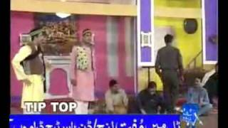 Punjabi Funny Qawali - Naseem Vicky & Zafri Khan