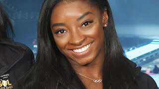 Simone Biles Admits She's Surprised By Support She Received Amid Olympics (Exclusive)