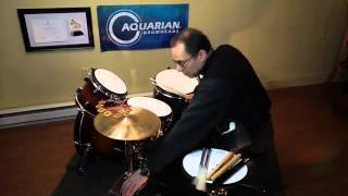"Aquarian ""Super-Pad"" Low Volume Drumsurface"