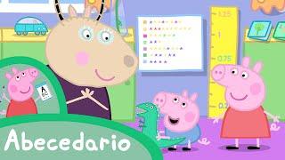 Peppa - ¡Aprende el Abecedario con Peppa!
