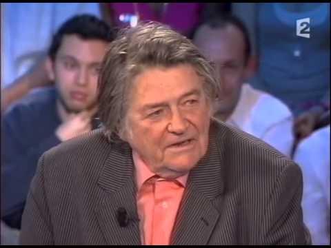 Jean Pierre Mocky - On n'est pas couché 31 mars 2007 #ONPC