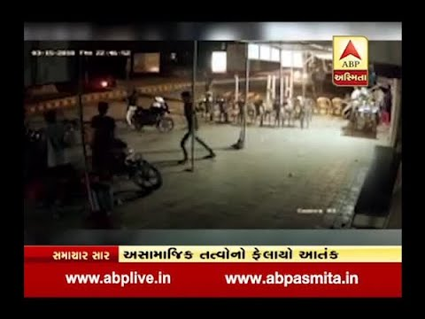 Sabotage in shop in Rajkot