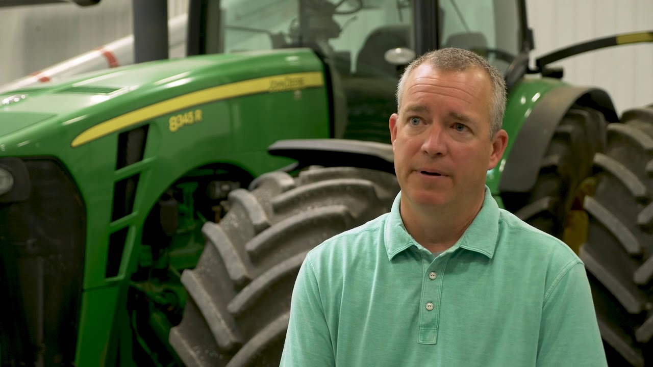 Rainbow Communications Fiber Internet Helps Local Farmer Feel Connected To Community