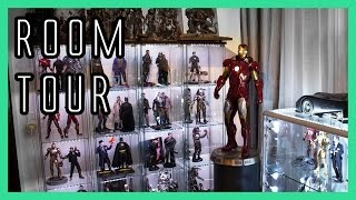 Collection update & room tour May 2016 - xenom0rph.com(Just a quick update on my room and collection. The LED downlighter kit for the detolf by Dave you can get here: ..., 2016-04-30T16:44:45.000Z)
