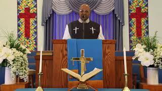 "Pastor Tate Sermon - ""Let's Get Our Priorities Straight"""