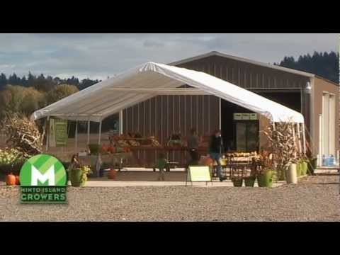 Autumn Produce at Minto Island Growers - TV Commercial