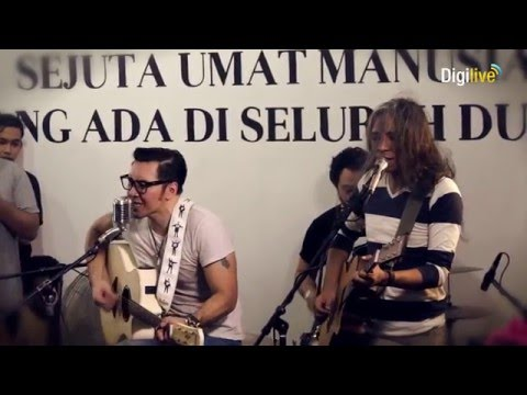 Digilive Goes To: Naif - Live at Naif's 19th Anniversary Artwork Project by Ruang Rupa