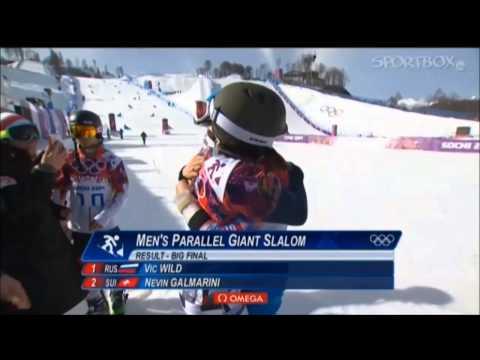 Олимпийские игры Сочи