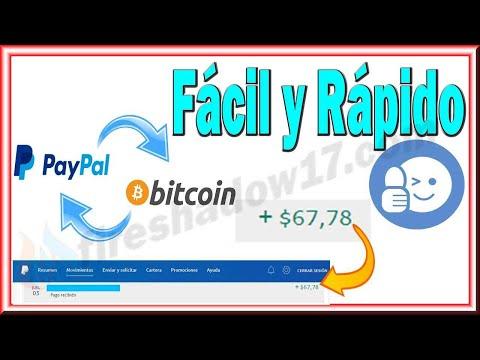 💱👉 Como Pasar Bitcoin A Paypal EXPLICACIÓN COMPLETA   Fireshadow17