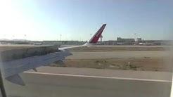 Air Berlin A321 Flug von Hamburg nach Palma de Mallorca