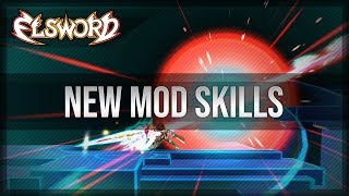 Elsword Official - New Mod Skill Trailer