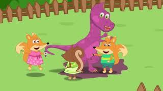 Fox Familia y Amigos nuevos divertidos dibujos animados para niños full episode #645
