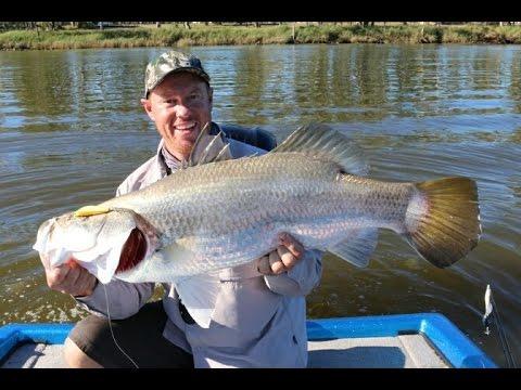 Rockhampton Barra Fishing - The Kamikaze