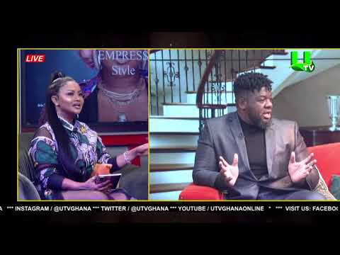 UNITED SHOWBIZ WITH EMPRESS NANA AMA MCBROWN  06/02/2021