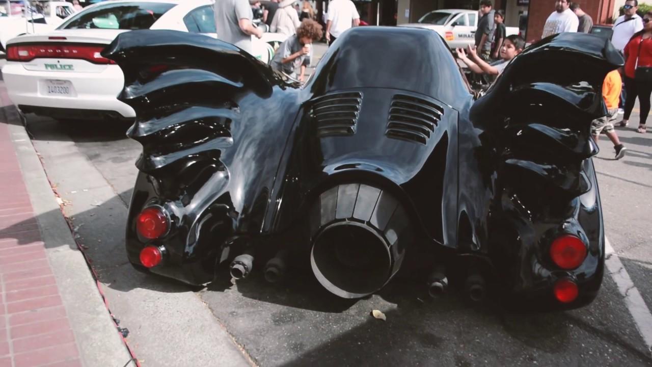 A REAL BATMOBILE Nostalgia Car Show Livermore CA YouTube - Livermore car show
