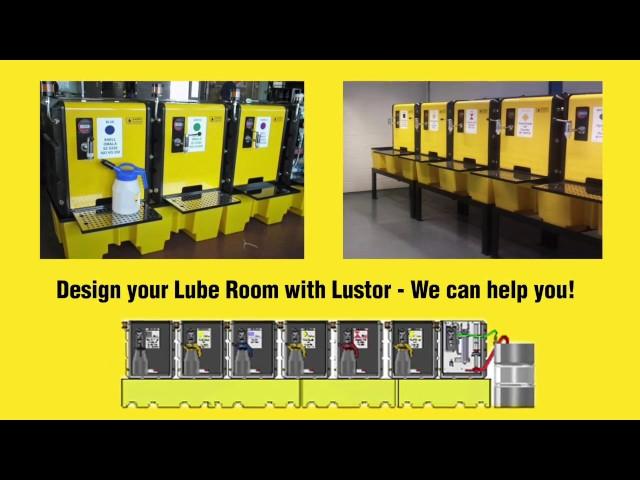 Lustor System : Lubrication Storage System